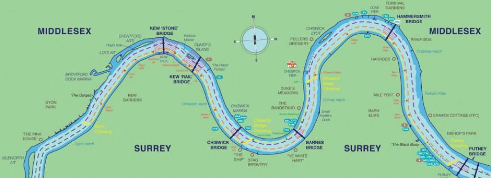 Safe Tideway Rowing